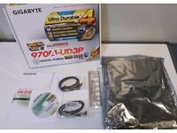 Gigabyte 970A-UD3P + open to offers!
