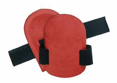 Custom Leather Craft  V310CS Pads Knee Molded Rubber Pair