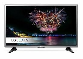 """LG LED TV 32"""" Bargain at £120 Freeview Full HD brand new boxed unopened unused 32LH510B"""