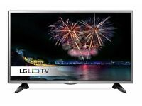 "LG LED TV 32"" Bargain at £120 Freeview Full HD brand new boxed unopened unused 32LH510B"