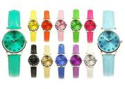 Coloured Watches