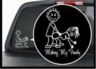 Unbranded Family Car and Truck Decals and Stickers