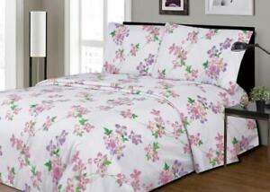 4 pcs Bed sheets