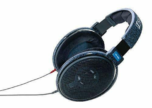 Sennheiser Over-the-Ear Stereo Headphones Black HD 600