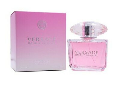 Versace Bright Crystal by Versace 6.7 oz EDT for Women New In Box