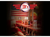 kitchen porter wanted at JB's diner