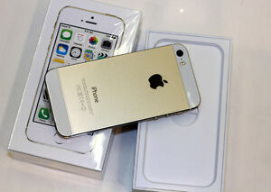 Apple iphone 5s or edition gold, unlocked