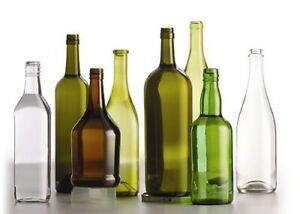 Will pick up your empty beer and wine bottles and cans