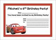 Lightning McQueen Party