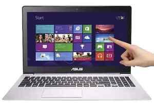"Asus Vivobook 15.6"" 12GB RAM 1TB touchscreen gaming notebook"
