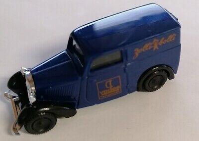 Brekina xx028 - 1/87 DKW F7 Zolli Bolli , Azul - Nuevo
