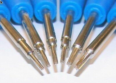 Pentalobe Screwdriver Set 5 point star torx TS1 TS2 TS3 TS5 TS5 TS6 screw driver