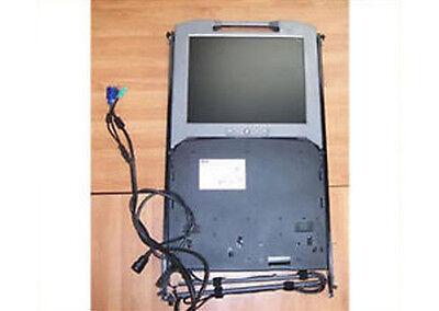 Dell PowerEdge Rack Console HP535 + RAIL KIT 17INCH