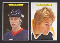 1980-81 O-Pee-Chee Super Hockey Complete Set (24) Gretzky, Bossy