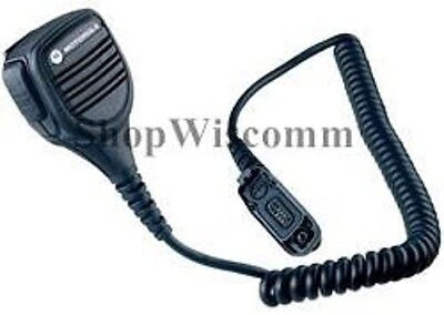 Motorola Pmmn4024a Motorola Mototrbo Remote Speaker Microphone Xpr 7350 Xpr 7550