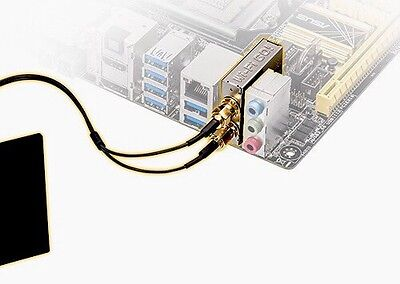 ASUS Wi-Fi +BT GoCard Mini PCIe M.2  WCBN808A-AD QCNFA364A Z170i Pro NEW ON SALE