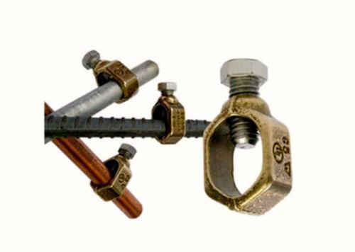 Ground rod clamp ebay
