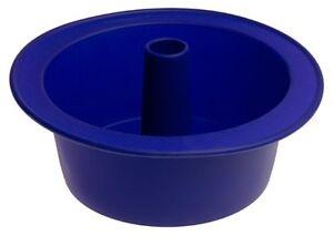 KitchenAid Silicone Tube Cake Pan - Blue BRAND NEW