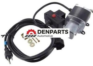 SNOWBLOWER ELECTRIC STARTER TECUMSEH 33290 33290A 33290C 33290D 33290E 33290F 33517