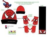 Spiderman Handschuhe