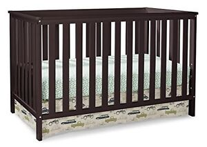 Brand New Unopened Crib with Accessories