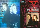X-Files with Hologram Collectable Trading Cards