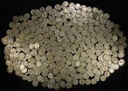 500 Buffalo Nickels