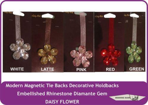 Magnetic Curtain Tie Backs Ebay