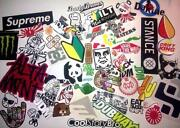 Surf Sticker Lot