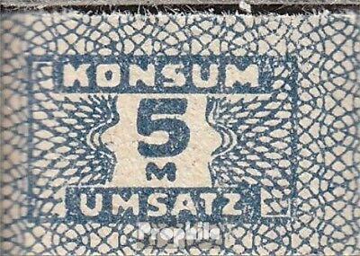 DDR Konsummarke bankfrisch 5 Mark