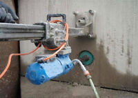 core drilling and concrete cutting services