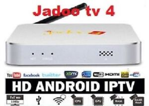 JADOO TV 4, Quad Core Latest Version No Monthly Payment