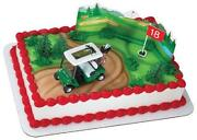 Golf Cake Decorations