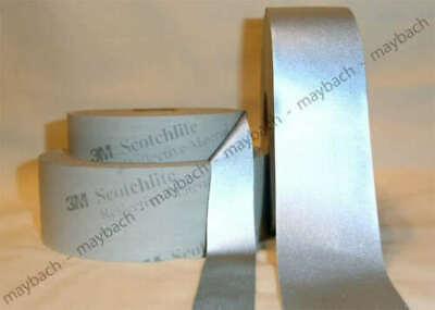 New 3m Scothlite Reflective Sew-on 8910 Tape Fabric 2