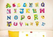 Nursery Wall Stickers Animals