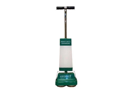 BISSELL BigGreen BGFS5000 Portable Two Brush Floor Scrubber & Polisher