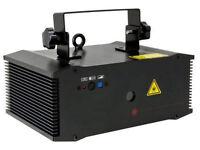Laserworld ES 180S RGY 3D laser