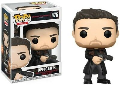 Funko Pop Movies: Blade Runner 2049 - Officer K Collectible