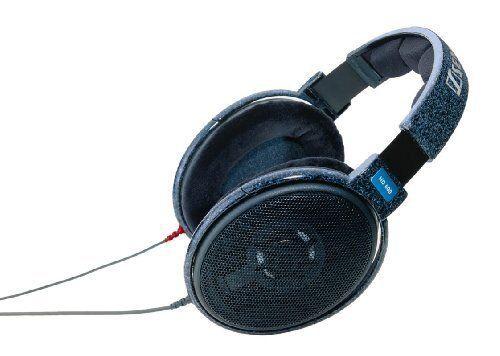 Sennheiser Over-the-Ear Stereo Headphones Black HD 600
