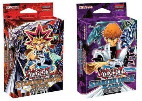 yugioh 5ds trading card game starter deck