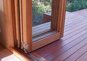BIFOLD/ BI-FOLD TIMBER DOORS - MADE TO YOUR SIZES Bayswater North Maroondah Area Preview
