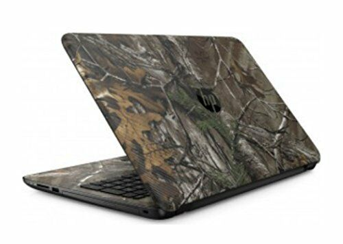 "NEW HP 15.6"" Realtree Camo Laptop/Intel-2.5GHz/4GB/1TB/DVD/Win10/HDMI/Bluetooth"