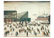 L s Lowry Postcards