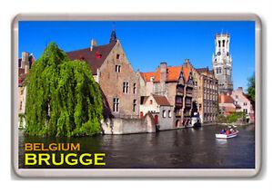 BRUGGE-BELGIUM-FRIDGE-MAGNET-SOUVENIR-NEW-IMAN-NEVERA