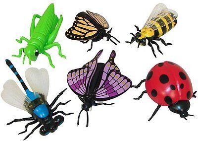 Insect Finger Puppets 1 dozen ()