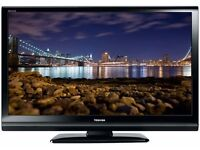 """Toshiba 32"""" Widescreen LCD HD TV With Remote & Built-In Freeview"""