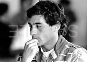 Ayrton Senna Print