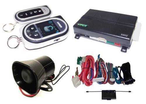 viper 5902 car alarms   security ebay