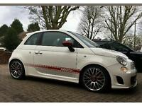 Abarth 500, Essesse Performance, Cambelt done