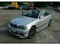 BMW 318CI convertible 2004